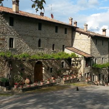 Foto del borgo attuale