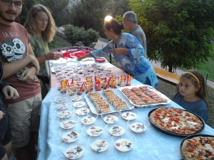 Festa alla casa delle Cince